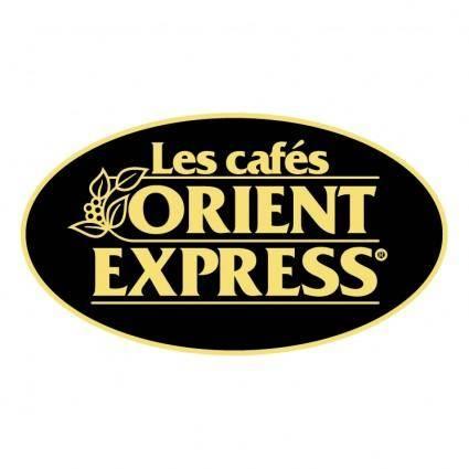 free vector Orinent express