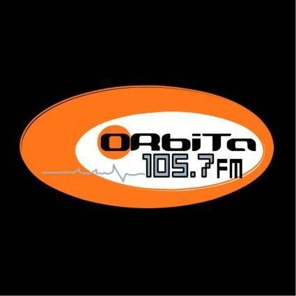 free vector Orbita 1057 fm