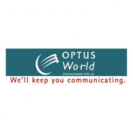 Optus world 0