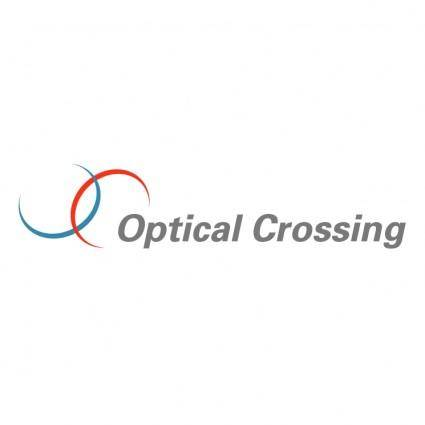 Optical crossing