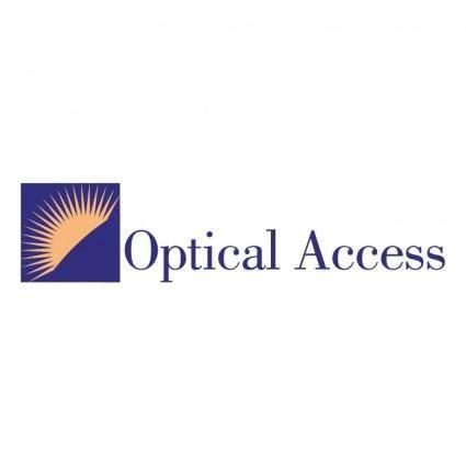 Optical access