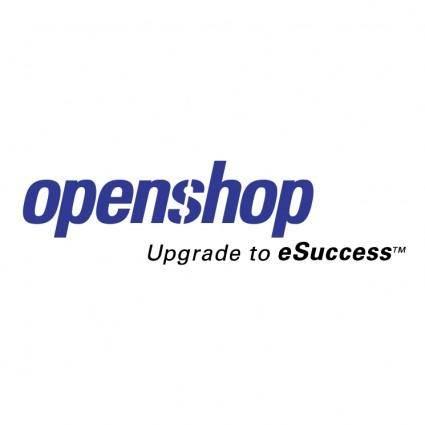 free vector Openshop