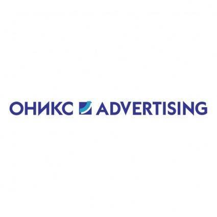 Onyx advertising