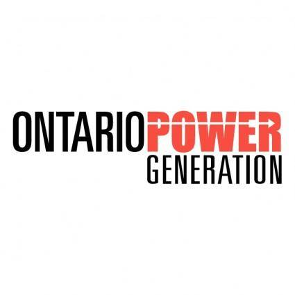 free vector Ontario power generation