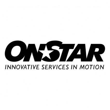 free vector Onstar 0