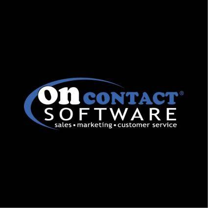 free vector Oncontact software