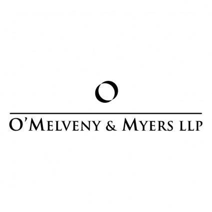 free vector Omelveny myers llp
