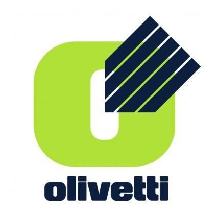 free vector Olivetti 0