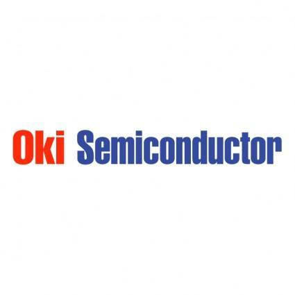 free vector Oki semiconductor