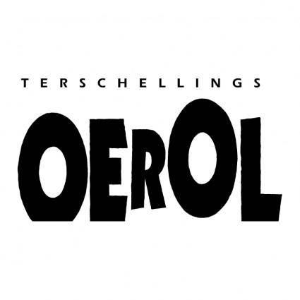 free vector Oerol festival