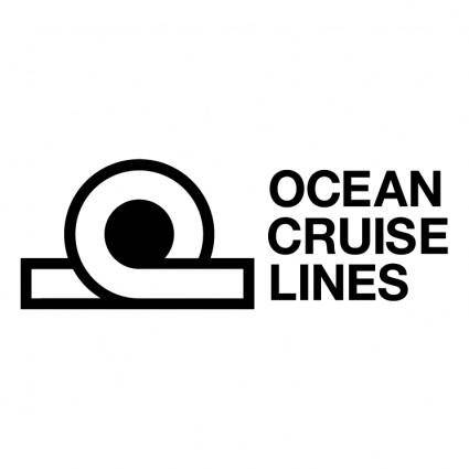 free vector Ocean cruise lines