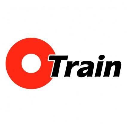 free vector O train