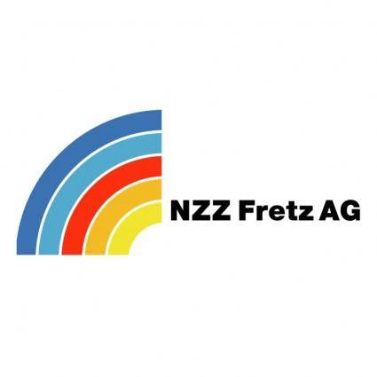 free vector Nzz fretz