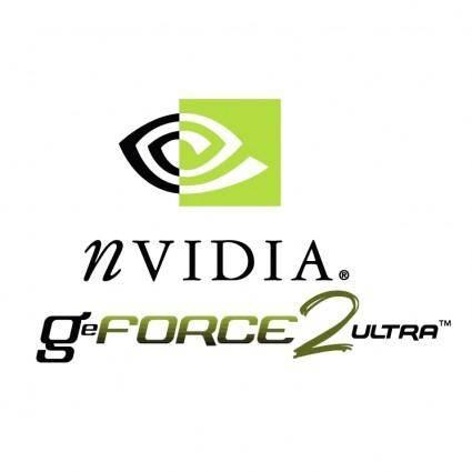 free vector Nvidia geforce2 ultra