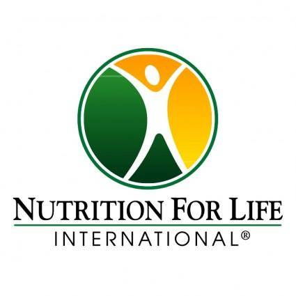 free vector Nutrition for life international