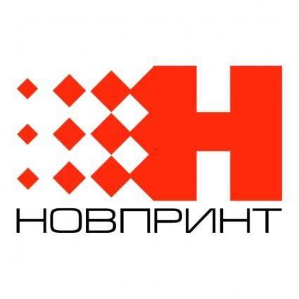 free vector Novprint 1