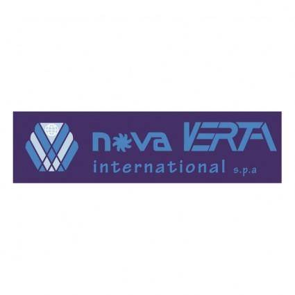 free vector Nova verta
