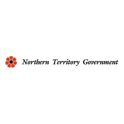free vector Northern territory government 0