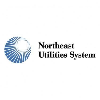 free vector Northeast utilities system