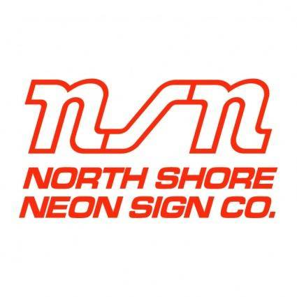 North shore neon sign co