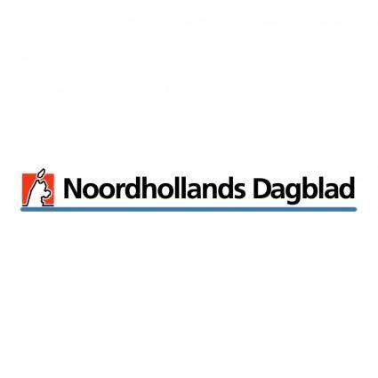Noordhollands dagblad 0