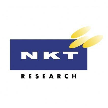 Nkt research