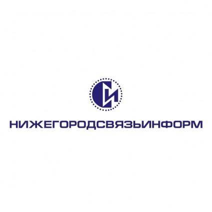 free vector Nizhegorodsvyazinform 1