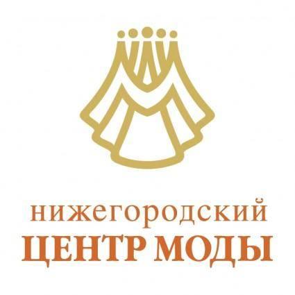 free vector Nizhegorodskij centr mody