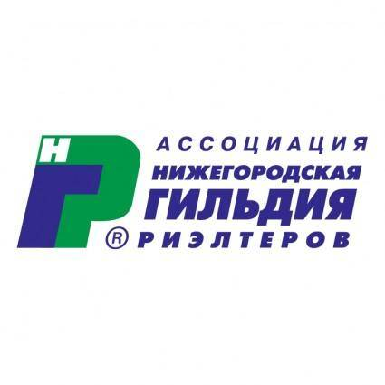 Nizhegorodskaya gildiya rielterov 0