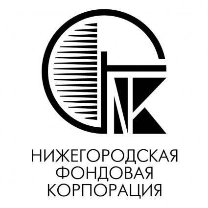 free vector Nizhegorodskaya fondovaya corporation
