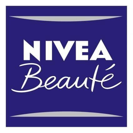 free vector Nivea beaute 0