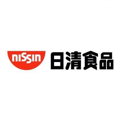 free vector Nissin food