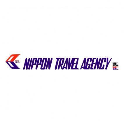 free vector Nippon travel agency