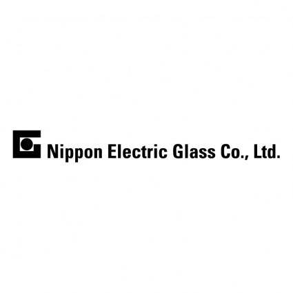 free vector Nippon electric glass