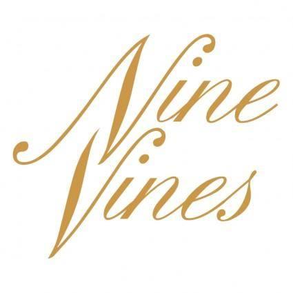 Nine vines