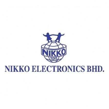 free vector Nikko electronics
