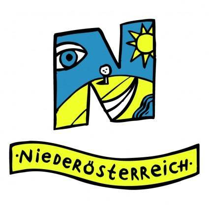 free vector Niederosterreich
