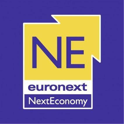 free vector Nexteconomy