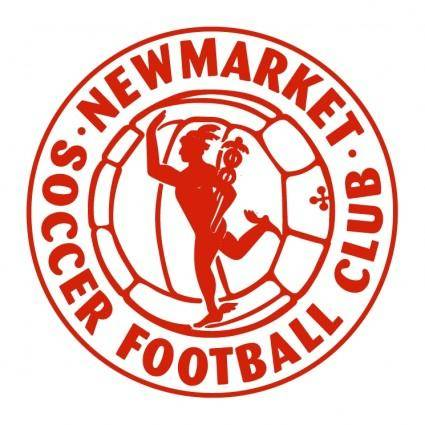 free vector Newmarket soccer football club