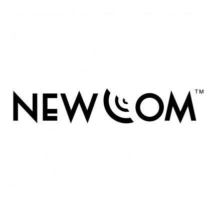 free vector Newcom