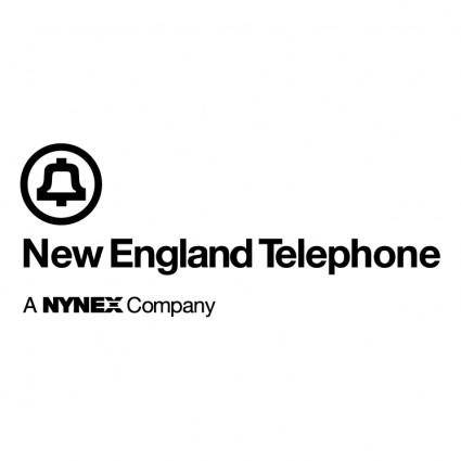free vector New england telephone