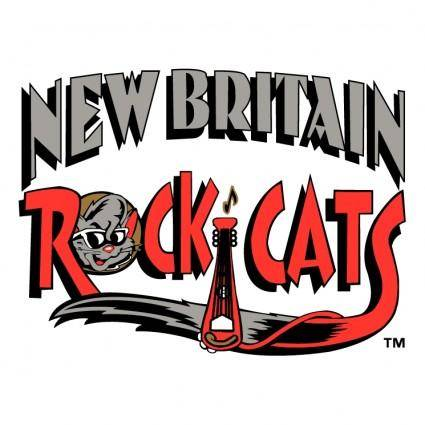 free vector New britain rock cats 1
