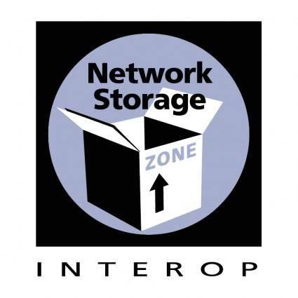 free vector Network storage zone