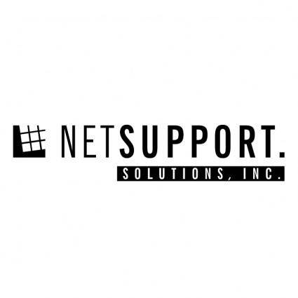 free vector Netsupport solutions