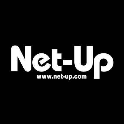 free vector Net up