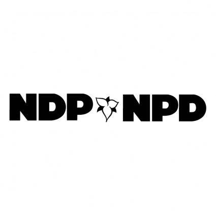 free vector Ndp npd