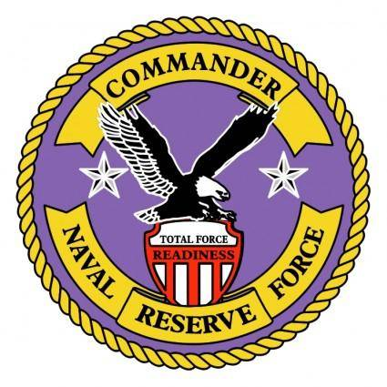Navy reserve force commander