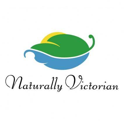 free vector Naturally victorian