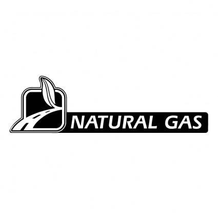 free vector Natural gas