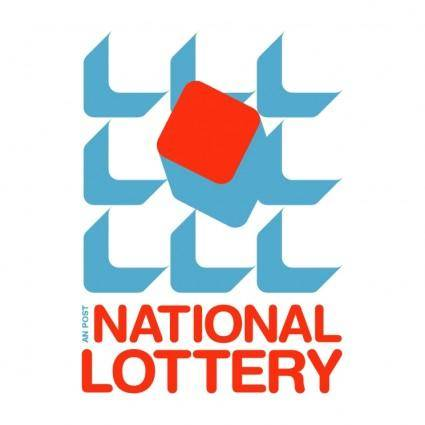 free vector National lottery 0